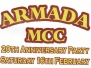 armada mcc 20th anniversary party 16.02.13