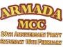 armada mcc 20th anniversary party 16.02.13