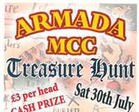 Armada mcc treasure hunt 30th july 2011 (0)