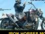 . IRON HORSES MC DOC AND TONYS PARTY NOV 2009