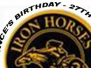 Iron Horses MC Vince's Birthday FEB 2010