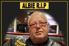 Albie R.I.P